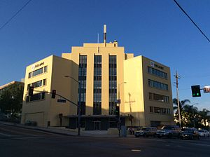 West Adams, Los Angeles - Golden State Mutual Life Insurance Building