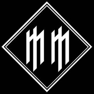 The Golden Age of Grotesque - Album logo