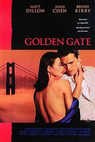 Golden Gate (film) - Theatrical Poster