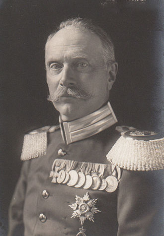 Royal descendants of John William Friso - Frederick II, Grand Duke of Baden