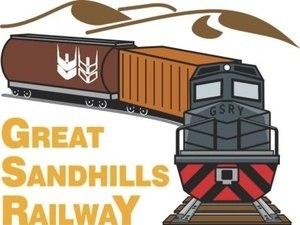 Great Sandhills Railway - Image: Great Sandhills Railway logo