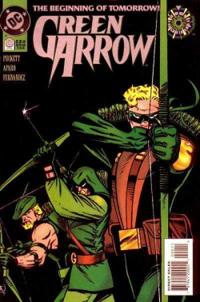 Green Arrow (Connor Hawke) - Wikipedia