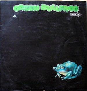 Green Bullfrog - Image: Green Bullfrog