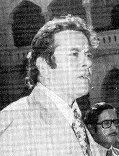 Abdul Hafeez Pirzada Pakistani politician