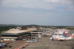 Hang Nadim Airport - Image: Hang Nadim Batam Airport
