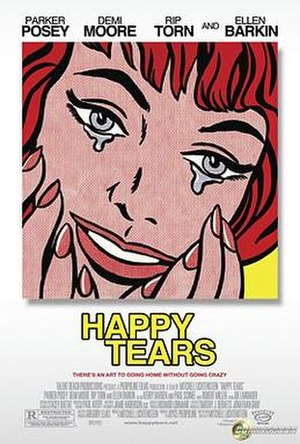 Happy Tears - Image: Happytearsfilmposter