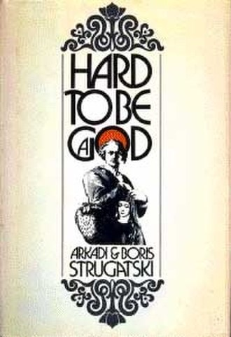Hard to Be a God - Image: Hard to be a god Seabury cover