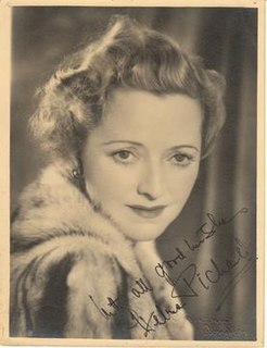 Helena Pickard British actress