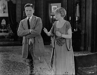 The Hottentot (1922 film) - Scene from the film