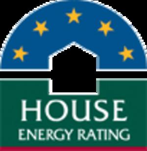 House Energy Rating - House Energy Rating 5-star logo