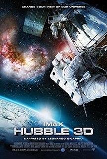 <i>Hubble</i> (film) 2010 film by Toni Myers