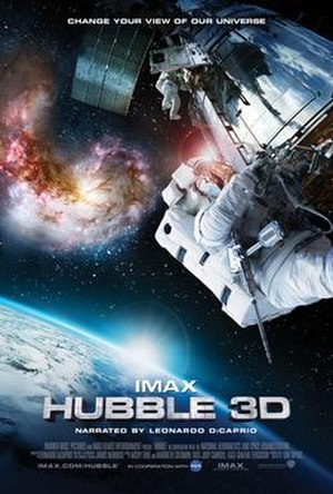 Hubble (film) - Theatrical release poster