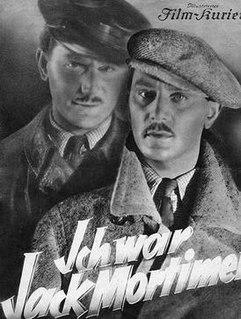 <i>I Was Jack Mortimer</i> 1935 film