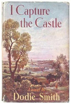 I Capture the Castle - First British edition, William Heinemann, 1949