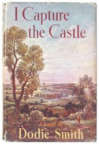 I Capture the Castle - First British edition, William Heinemann, 1949