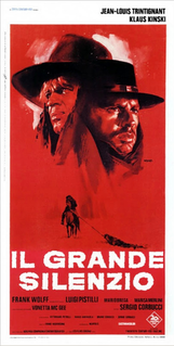 <i>The Great Silence</i> 1968 film directed by Sergio Corbucci