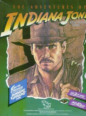 The Adventures of Indiana Jones Role-Playing Game - The Adventures of Indiana Jones Role-Playing Game