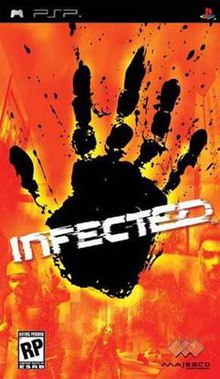 Infected (video game) - Wikipedia