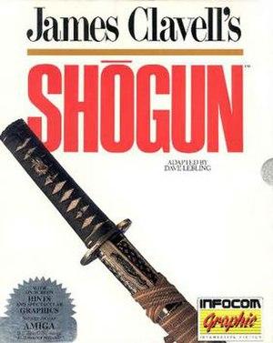 James Clavell's Shōgun - James Clavell's Shōgun cover art