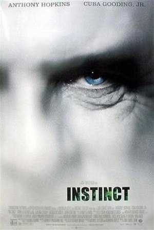 Instinct (film) - Theatrical release poster