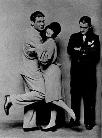 "Black Bottom (dance) - Image: It illustrates the Black Bottom dance and features Ann Pennington, George White and Tom Patricola, all of whom are Wiki, as is GEORGE WHITE""S SCANDALS"