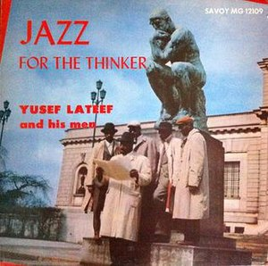 Jazz for the Thinker - Image: Jazz for the Thinker