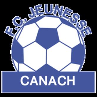 FC Jeunesse Canach - Image: Jeunesse Canach logo