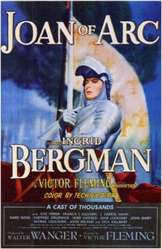 Joan of Arc (1948 film) - Image: Joan of arc (1948 film poster)