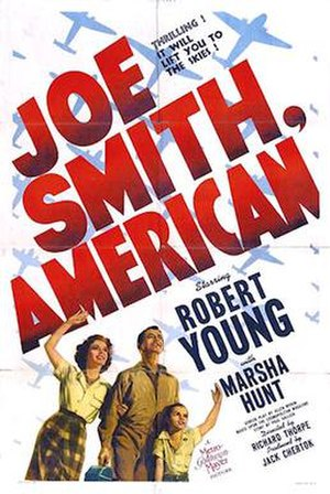 Joe Smith, American - Theatrical Film Poster