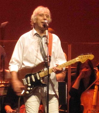 John Cale - Cale performing live at UCLA's Royce Hall in Los Angeles, California, 2010