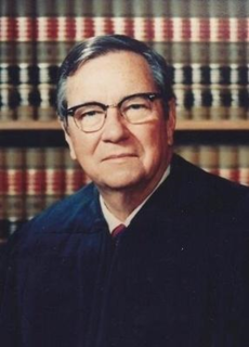 William A. Culpepper American judge and lawyer (1916-2015)