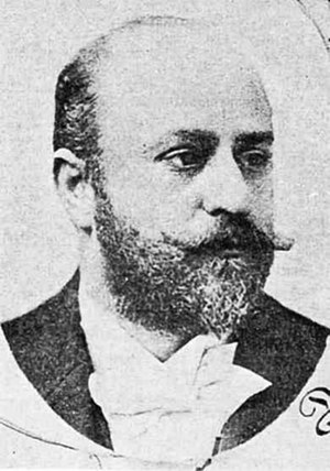 Julio Deutsch - Image: Julio Deutsch (1859 1922 )