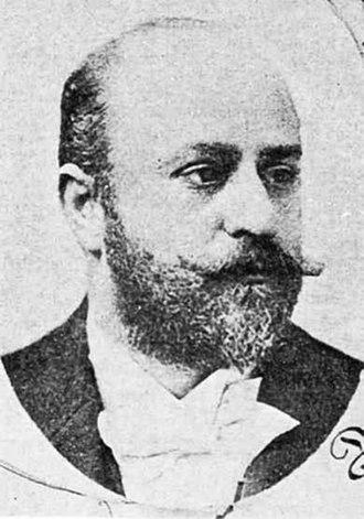 Julio Deutsch - Image: Julio Deutsch (1859 1922 )