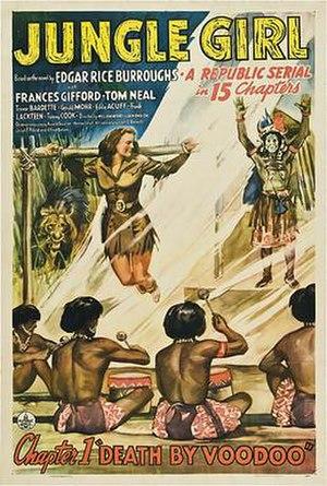 Jungle Girl (serial) - Image: Junglegirl