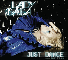 Lady Gaga featuring Colby O'Donis — Just Dance (studio acapella)