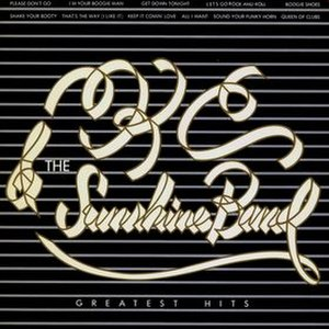 Greatest Hits (KC and the Sunshine Band album) - Image: K Candsunshinebandgrea testhits 1980