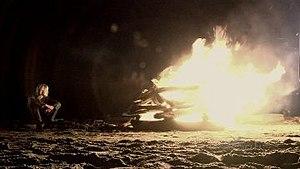 Sometimes a Great Notion (Battlestar Galactica) - Image: Kara Thrace 411