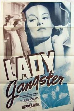 Lady Gangster - Image: Lady Gangster Film Poster