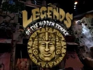 <i>Legends of the Hidden Temple</i> television series