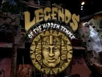 Legends of the Hidden Temple - Image: Legends Titlecard