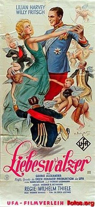 Waltz of Love - Movie poster
