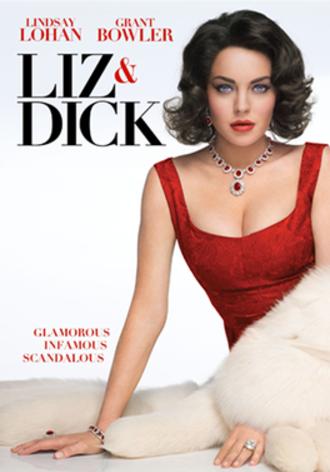 Liz & Dick - DVD cover