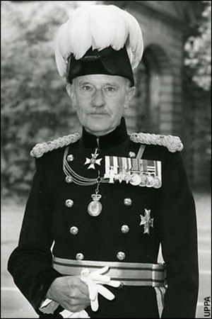 Lord Michael Fitzalan-Howard - Major General Lord Michael Fitzalan-Howard c.1970s