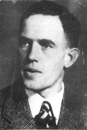 Lorenz Hackenholt - Lorenz Hackenholt during Action T4, c. 1940
