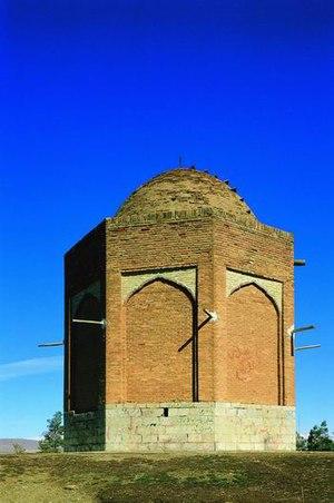 Malek Tomb - Image: Malek mausoleum