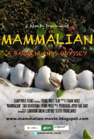 Mammalian (film) - Image: Mammalian
