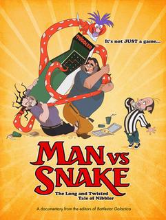 <i>Man vs Snake</i> 2016 film