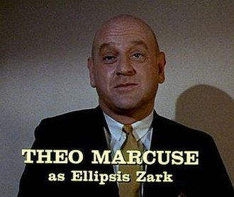 Theo Marcuse - Theo Marcuse appearing in an episode of The Man from U.N.C.L.E.