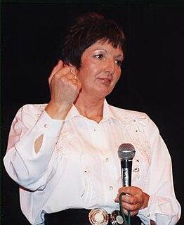 Margo (singer) Irish singer (born 1951)