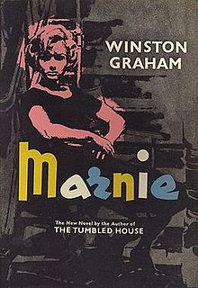 <i>Marnie</i> book by Winston Graham
